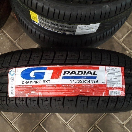 Tires wholesale from Indonesia GT Radial Champiro BXT R14