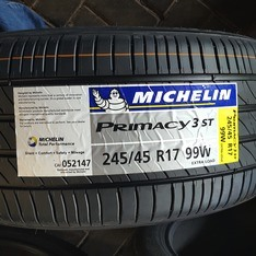 Michelin Primacy 3ST from Indonesia