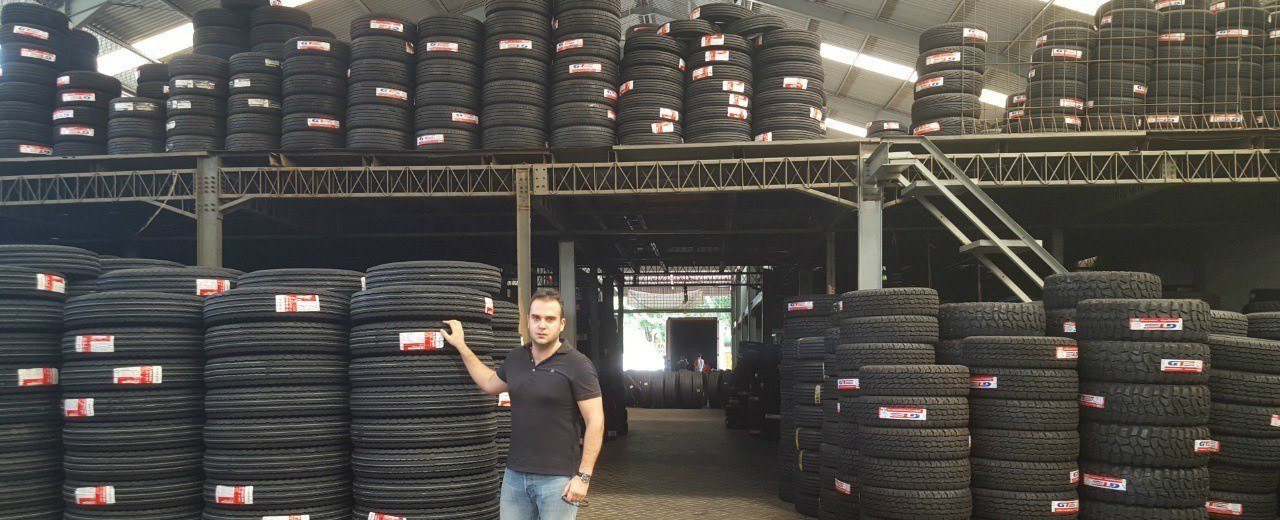 Michelin tires from Indonesia